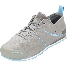 Mammut Sloper Low Canvas Shoes Women neutral grey-whisper